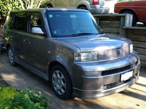 Toyota bB and Scion xB (first gen)