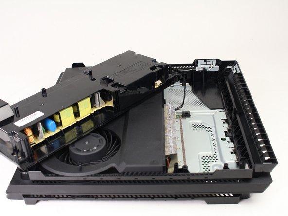 PlayStation 4 Pro 供电模组更换