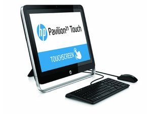 HP Pavilion 21 TouchSmart All-In-One PC