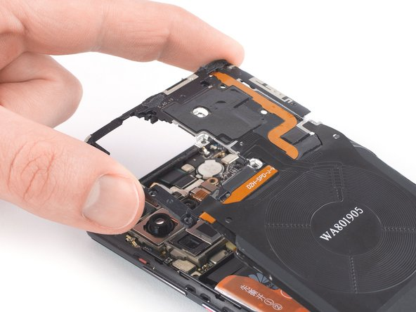 Huawei P30 Pro Motherboard Cover with NFC & Charging Coil Replacement