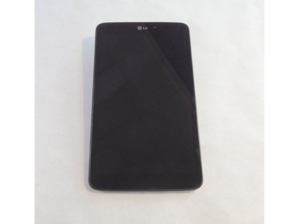 LG G Pad 8.3 Rear Facing Camera Replacement