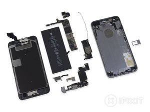 iPhone 6s Plus Teardown