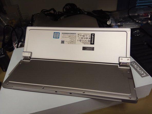 Lenovo Miix 520 - IKB Teardown