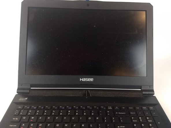 Hasee Z7M-i78172D1 Screen Replacement