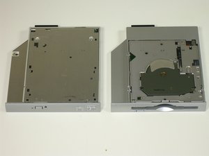 Gateway 600YG2 CD/DVD or Floppy drives Replacement