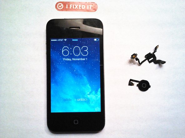 iphone 4s power button stuck iphone 4s stuck power button and broken home button ifixit 17352