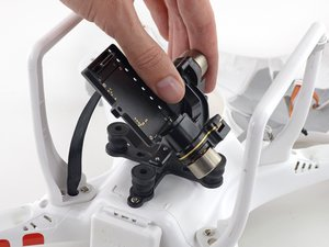 How to Install the Zenmuse H3-2D Gimbal on a DJI Phantom