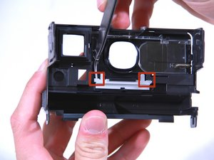 Forward Viewfinder