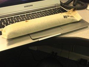 Repairing Samsung Chromebook Series 3 Track Pad