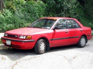 1987-1994 Mazda Protegé