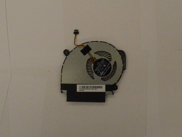 Toshiba Satellite S50-B Cooling Fan Replacement