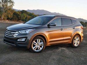 Hyundai Santa Fe Repair