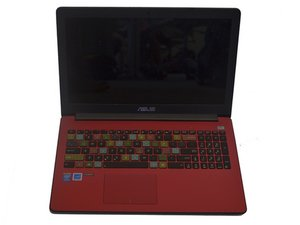 asus laptop how to get into bios