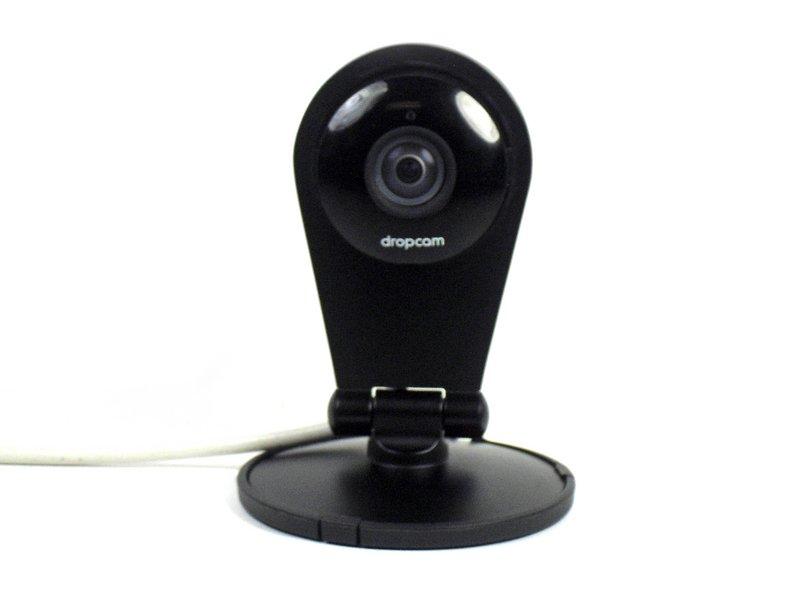 Webcam is black #3
