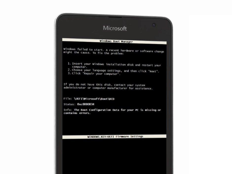 Windows 8/8 1 Windows 10 Boot Manager Error Solution