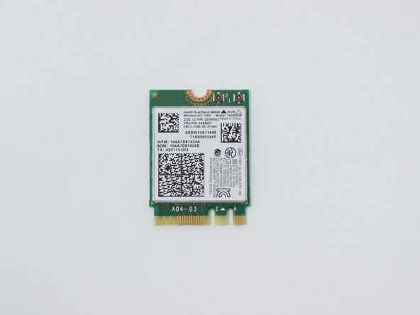 Lenovo N20p Chromebook WLAN & Bluetooth Replacement
