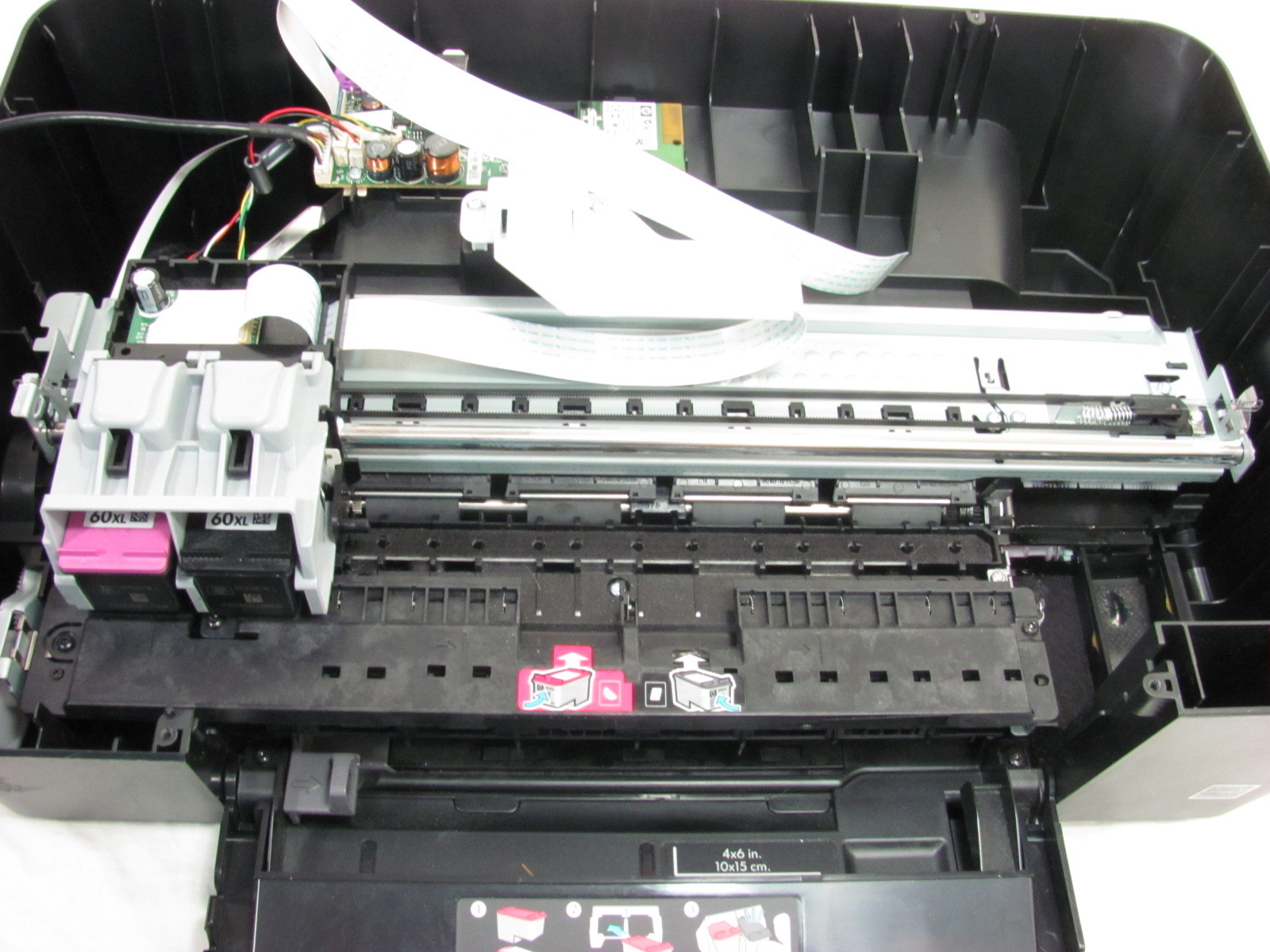 how to fix a hp photosmart printer