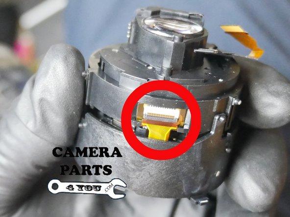 Image 3/3: Release Flex Cable