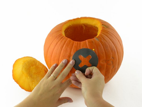 Here's what we like about Pumpkin—there's no walled  garden (unless you literally grow Pumpkin in a walled garden). When it comes to hardware—this sucker is fully moddable!