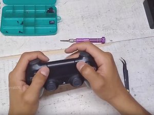 How to Assemble DualShock 4 CHU-ZCT2U