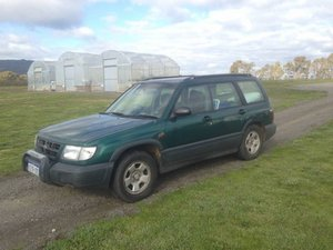 1997-2002 Subaru Forester Repair
