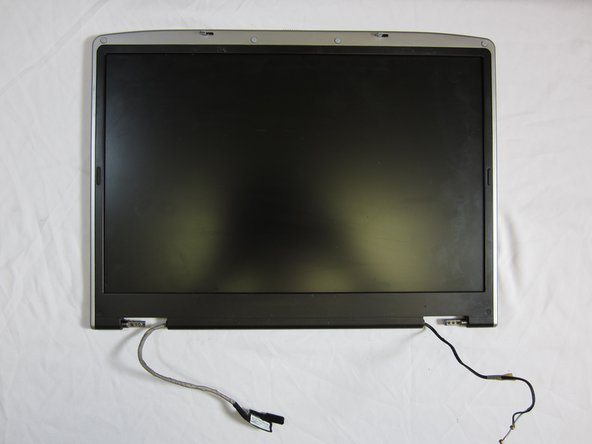 Gateway MA6 Laptop Display Assembly Replacement