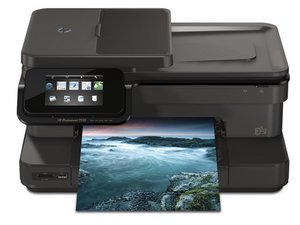 HP PhotoSmart 7520 All-in-One Printer Repair