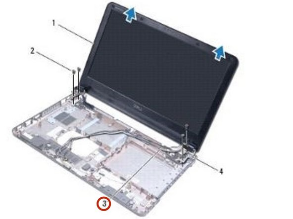 Dell Inspiron 13 1370 Display Assembly Replacement
