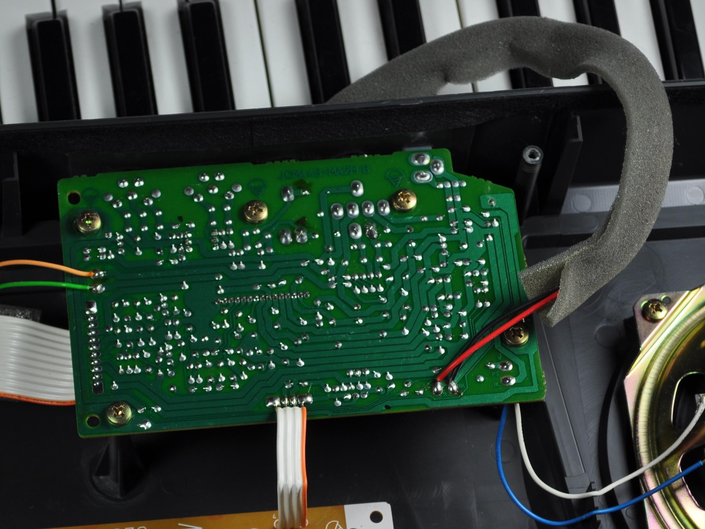 casio ctk 501 repair ifixit rh ifixit com Casio Keyboard Owner's Manual casio keyboard service manual