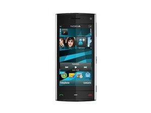 Nokia X6 Repair