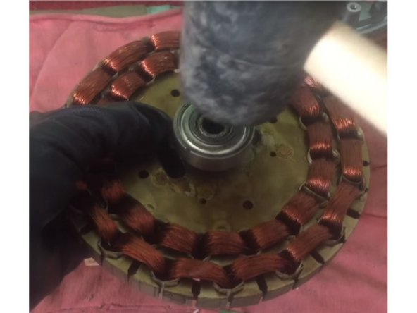 Replacing The Ball Bearing In Squeaky Ceiling Fan Ifixit