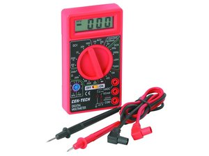 Cen-Tech Digital Multimeter Repair