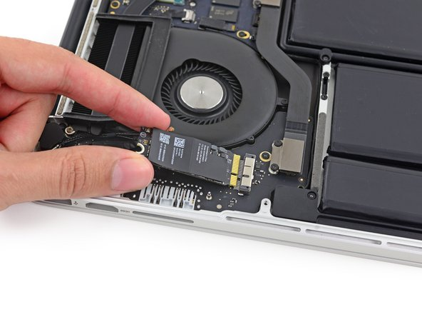 "MacBook Pro 13"" Retina Display Late 2013 AirPort Board Replacement"