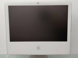 iMac G5 20'' Model A1224 Repair