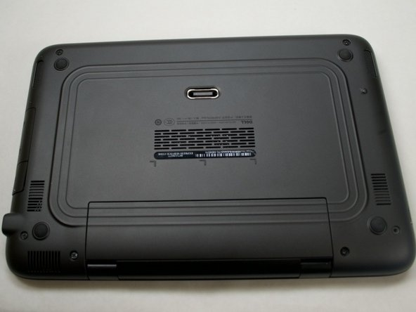 Disassembling Dell Inspiron Duo Front Cover