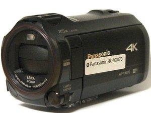 Panasonic HC‑VX870