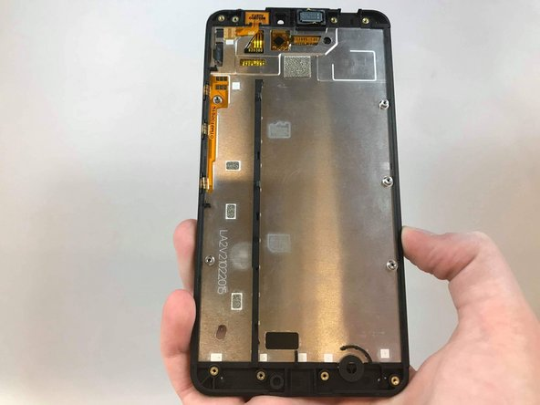 Microsoft Lumia 640 XL Touch Screen Replacement