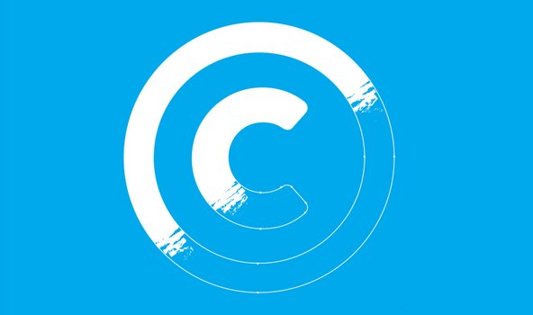 copyright law symbol from Wired