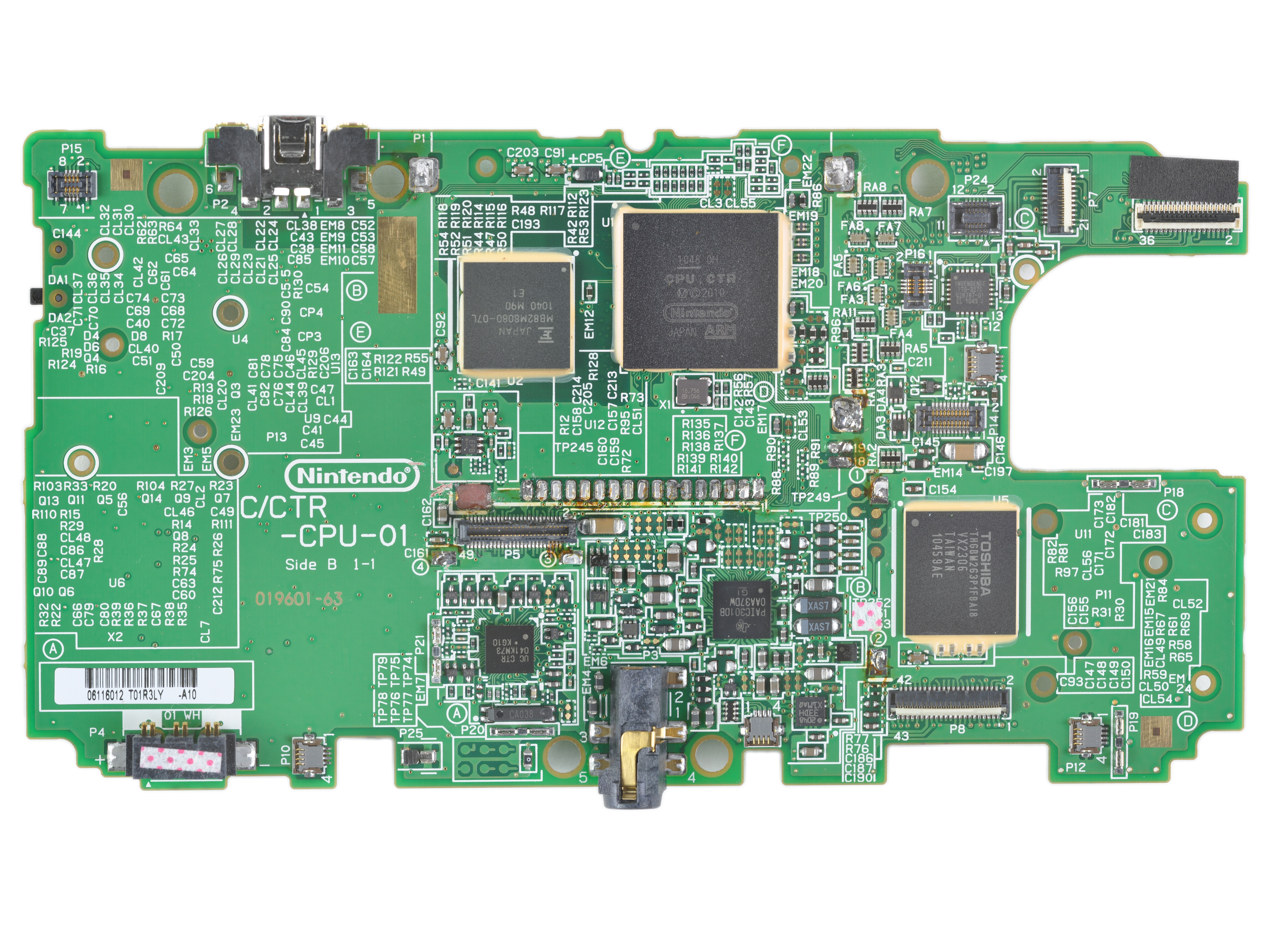 Nintendo 3ds Xl Wiring Diagram Free For You Motherboard 2 Hard Mod 27 Images Switch New