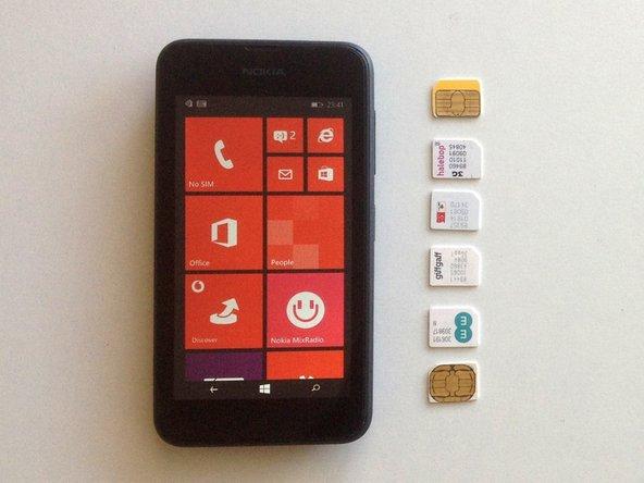 Unlock Lumia 530 - Any Carrier Network Provider