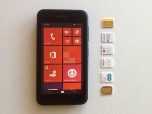 Unlock Lumia 530 - Any Carrier Network Provider