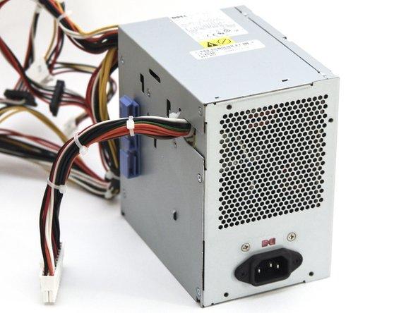 Remplacement de l'alimentation du Dell Precision T3400