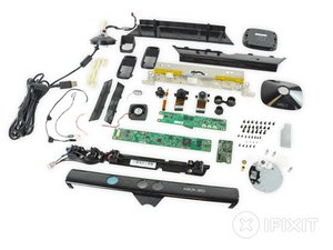 Xbox 360 Kinect Teardown