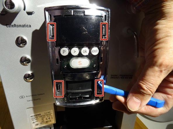 Frantoio v5 Set Riparazione Per Nivona CafeRomatica caffè pieno distributori automatici