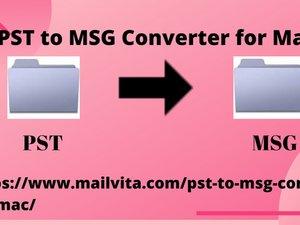 Exporteer e-mail naar MSG vanuit Outlook voor Mac - PST naar MSG-middelen