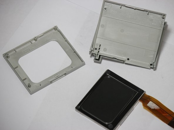 Dell Photo Printer 540 LCD Panel Replacement