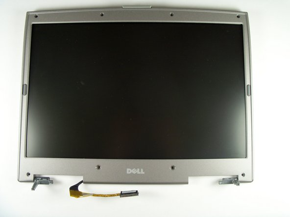 Dell Inspiron 8600 Display Removal