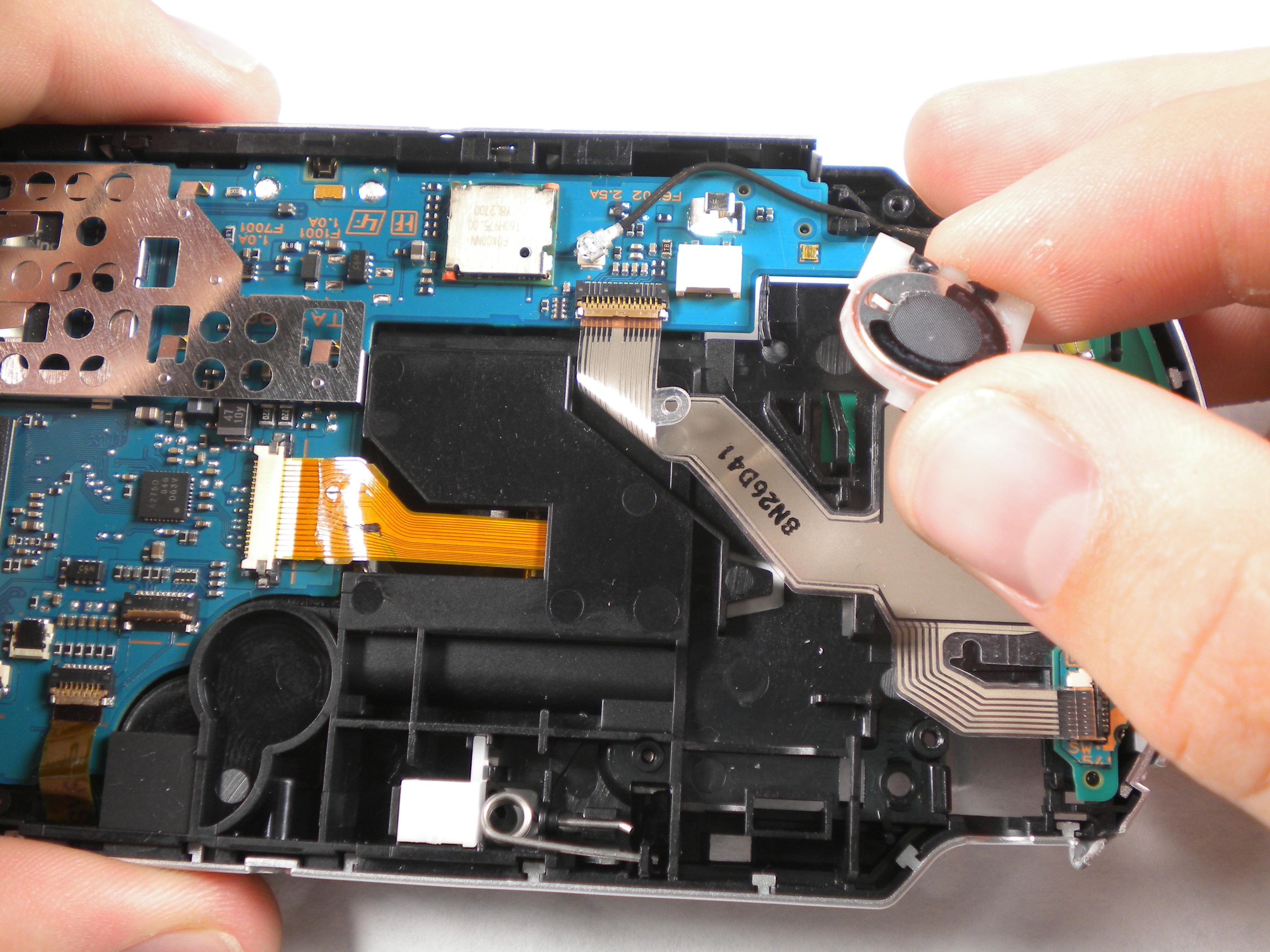 Internal speaker for psp3000 psp 3000 repair part.
