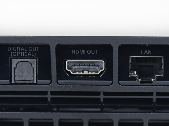 Image 1/1: One such hardware problem, as noted by [link|http://kotaku.com/good-news-about-our-once-broken-ps4-1464813671|Kotaku|new_window=true], prevents the PS4 from outputting a video signal to the display.