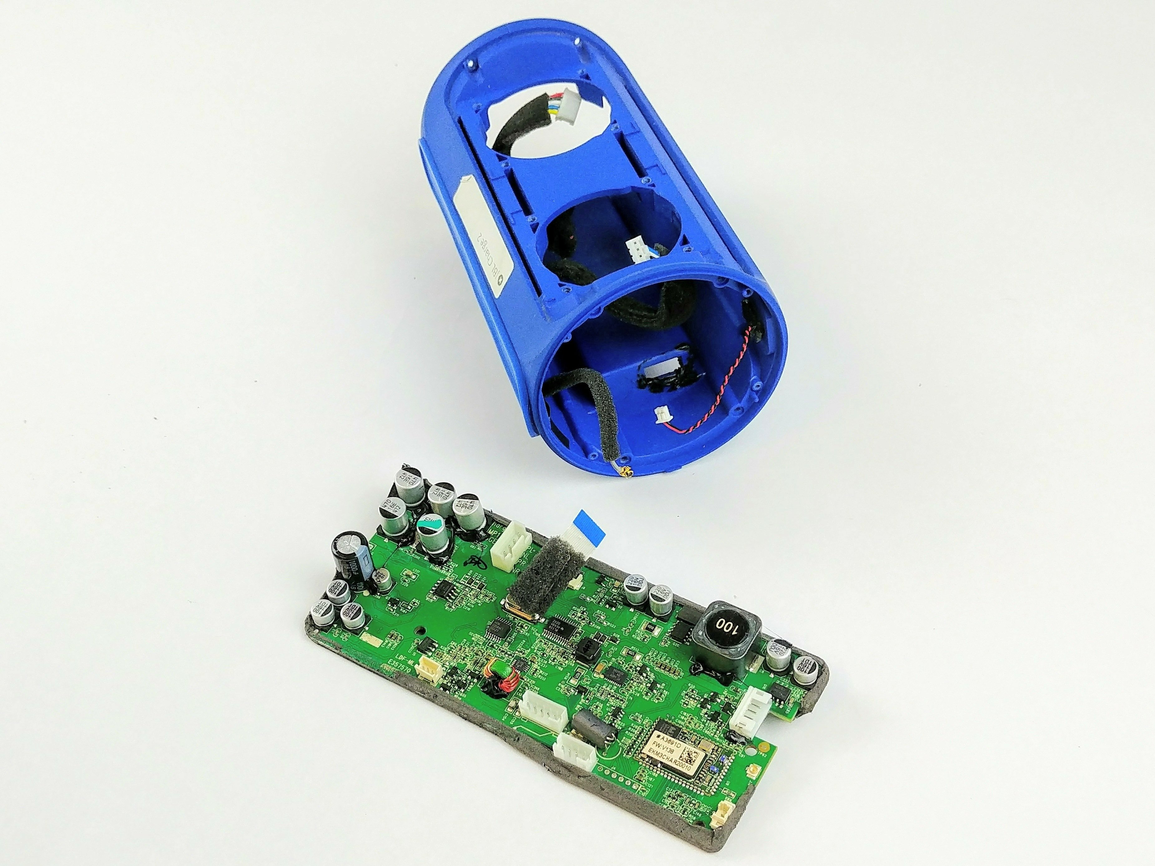 Mother Board Circuit